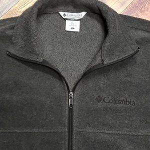 Columbia Jackets & Coats - COLUMBIA MENS ZIP UP FLEECE SIZE L